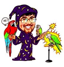 Parrot Wizard poprvé v ČR!